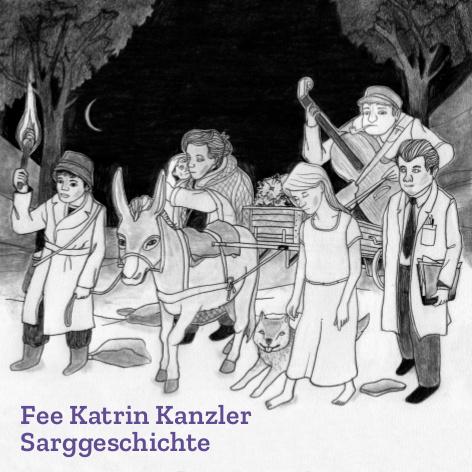 Cover Fee Katrin Kanzler Sarggeschichte