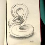 Worm eye